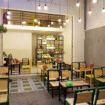 Những mẫu bàn ghế quán ăn vặt gây ấn tượng khó quên với khách hàng