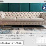 Vì sao những mẫu sofa Châu Âu hiện đại lại được ưa chuộng đến vậy?