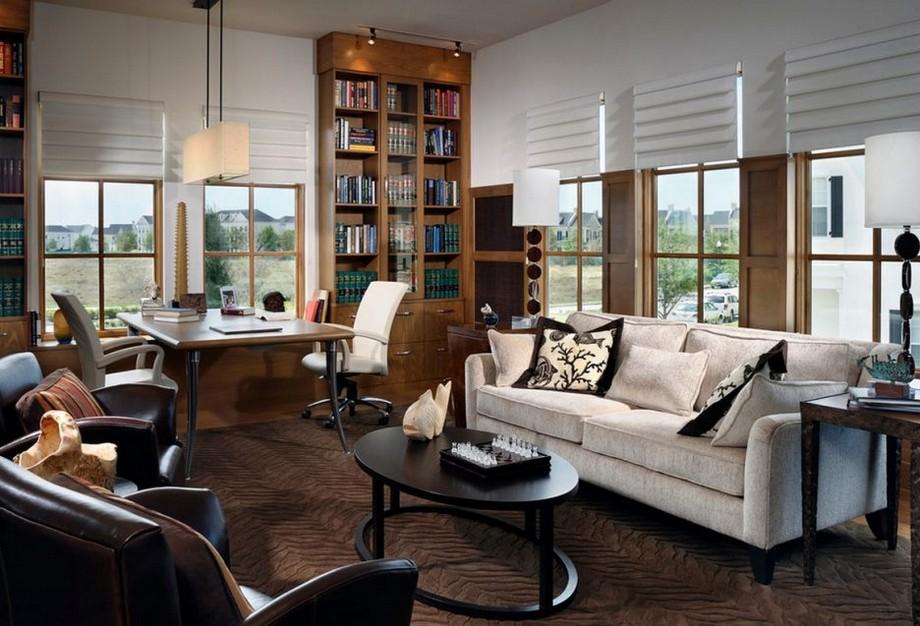 Mẫu thiết kế nội thất nhà đẹp dành cho phòng khách hiện đại