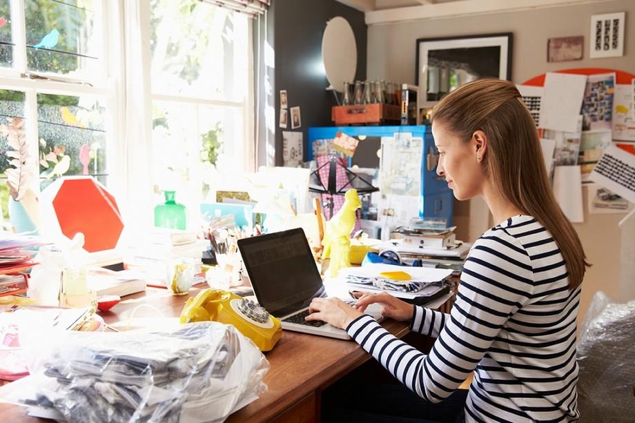 Nơi làm việc cho freelancer tại nhà