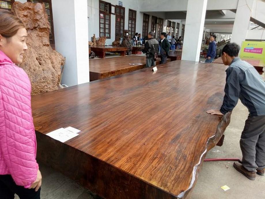 Đặc điểm sập gỗ tiền tỷ
