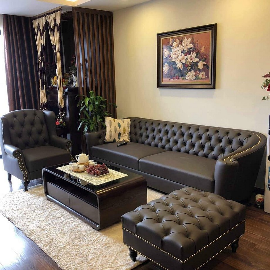 100++Bộ bàn và ghế sofa phòng khách cao cấp tuyệt đẹp