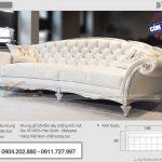 19 Mẫu Sofa tân cổ điển đáng mua nhất hiện nay
