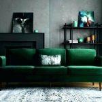 Mê mẩn với những mẫu sofa văng xanh đẹp ấn tượng