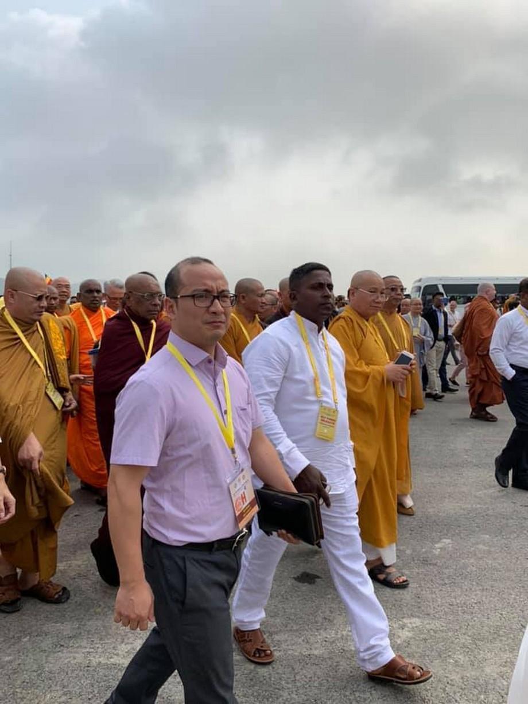 Tổ chức lễ Phật Đản lớn nhất thế giới ở chùa Tam Chúc