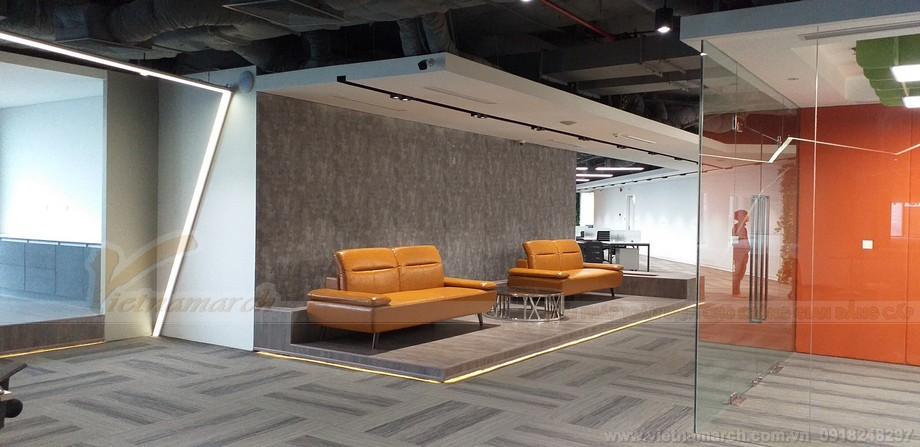 Dự án thiết kế không gian làm việc chung coworking space Cenxspace thế kỉ ấn tượng tới từng cen-ti-mét
