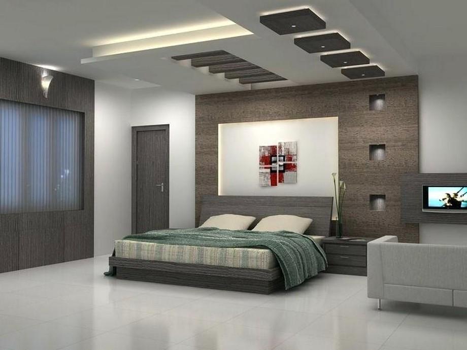 Phòng ngủ trở nên độc đáo hơn