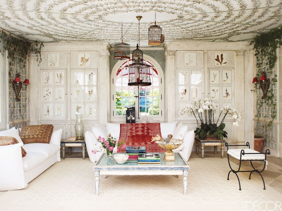 Thiết kế trần thạch cao cho nhà lô phố đẹp