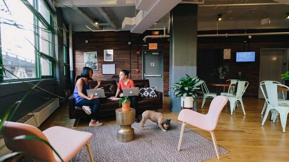 Không gian chung Coworking Space BrooklynDumbo Heights