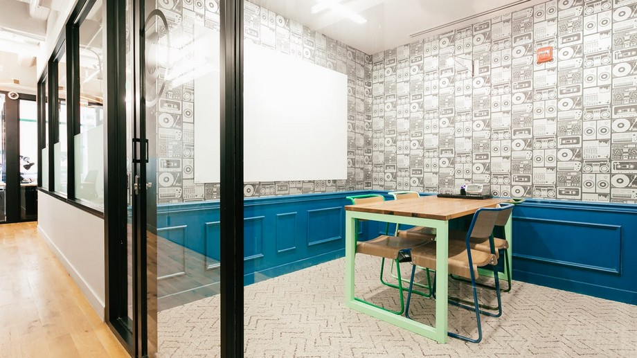 Phòng họp nhỏ Coworking Space BrooklynDumbo Heights