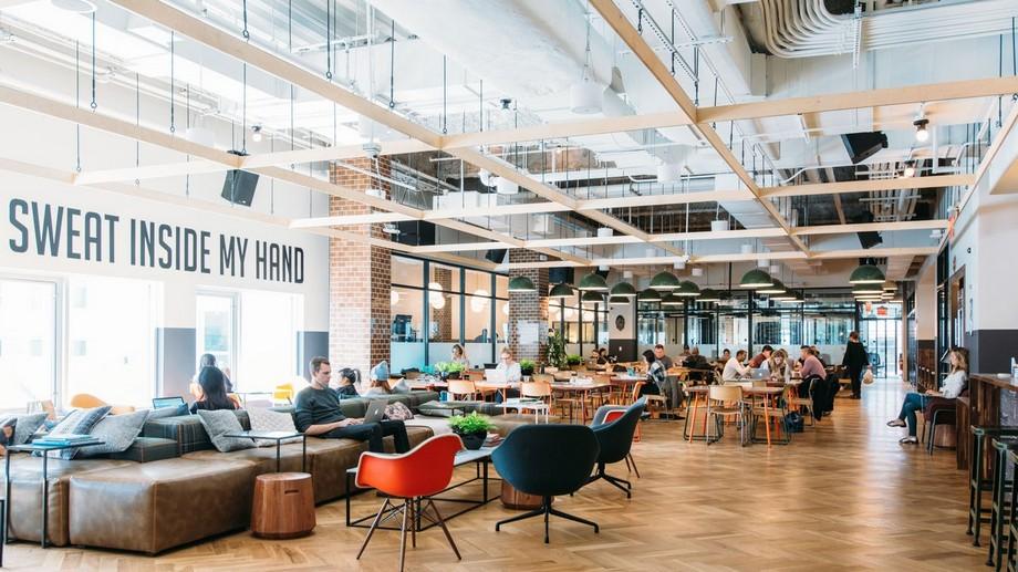 5 mẹo thú vị hái ra tiền trong không gian làm việc chung coworking space