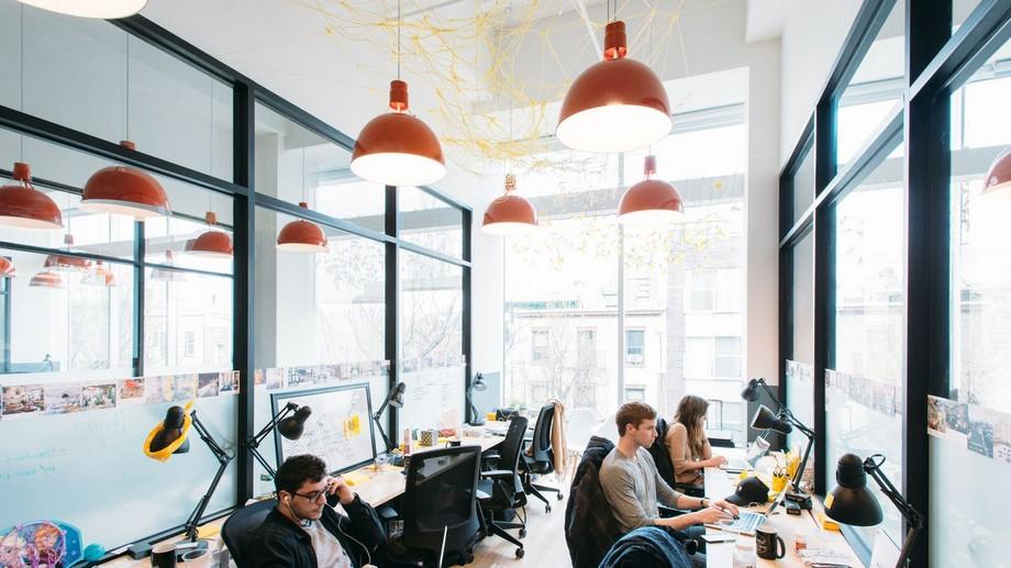 Văn phòng riêng Coworking Space BrooklynWilliamsburg