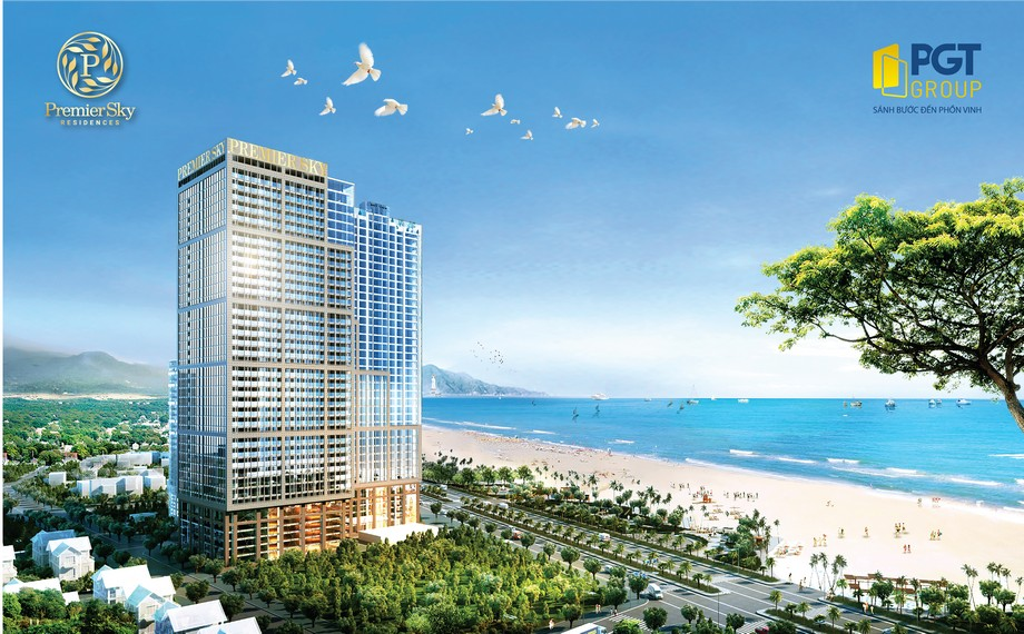 Dự án tổ hợp khách sạn và căn hộ cao cấp Premier Sky Residences - Đà Nẵng