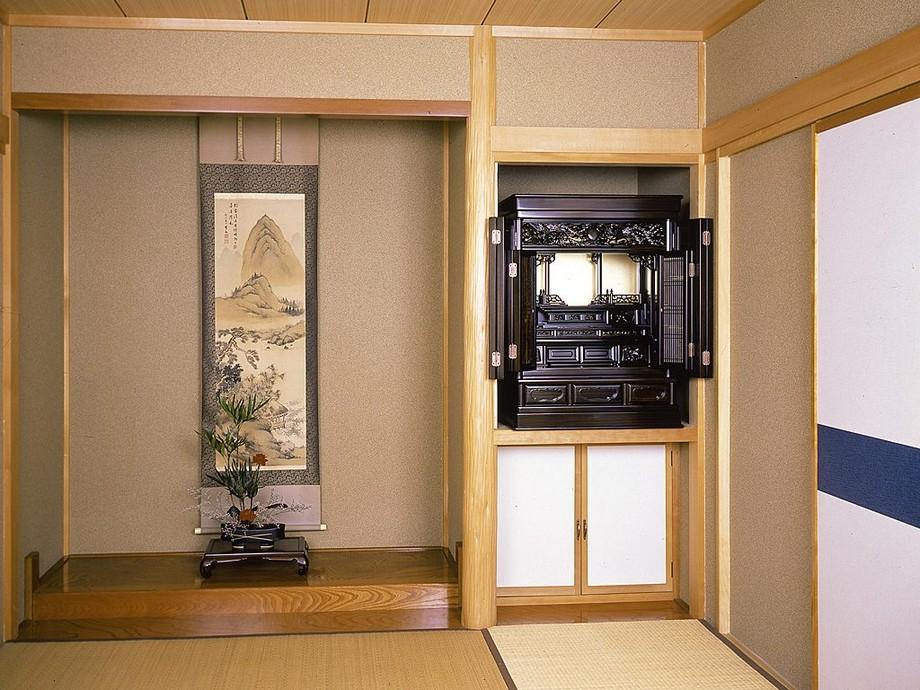 Bàn thờ kiểu Nhật