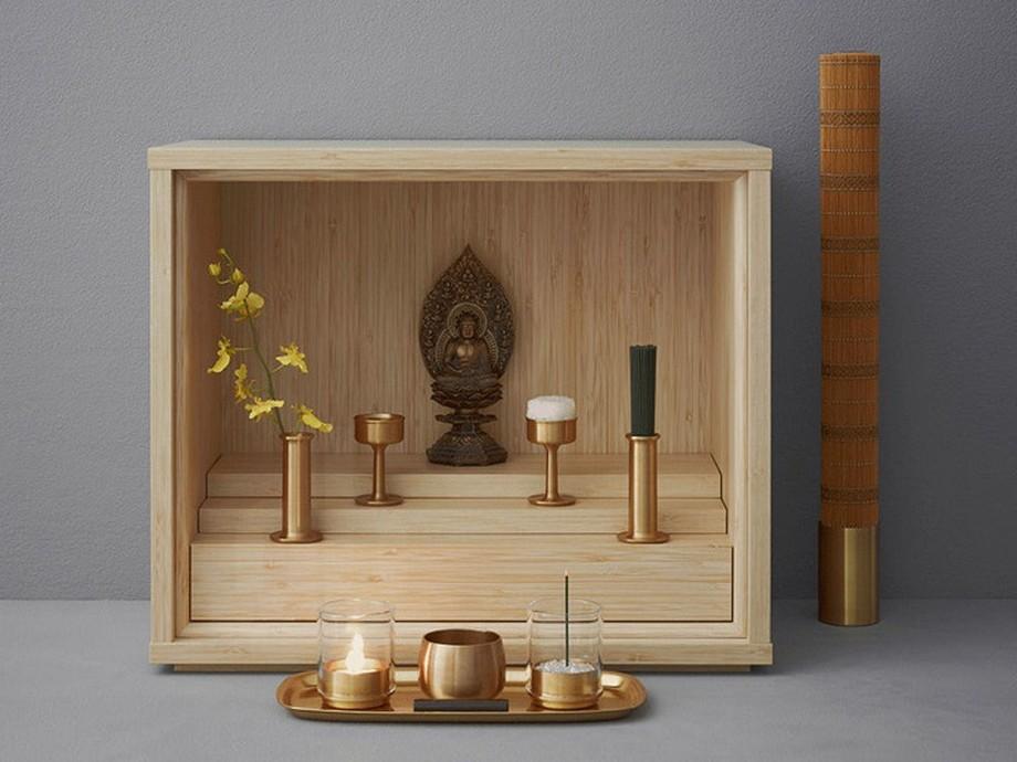 Bàn thờ kiểu Nhật hiện đại