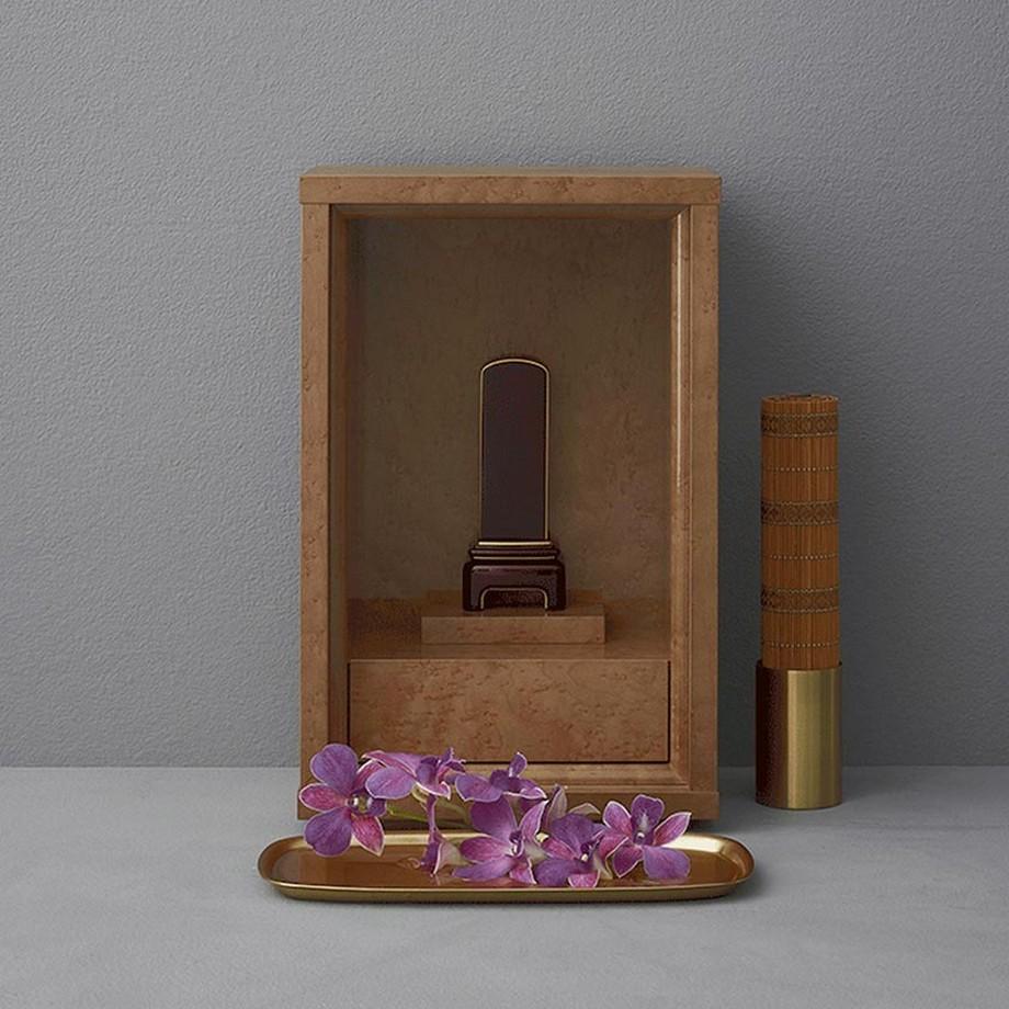 Bàn thờ kiểu Nhật hiện đại mini cho không gian nhỏ