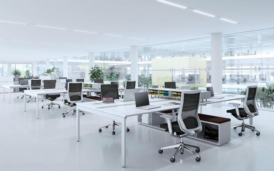 Phong cách thiết kế nội thất văn phòng tối giản