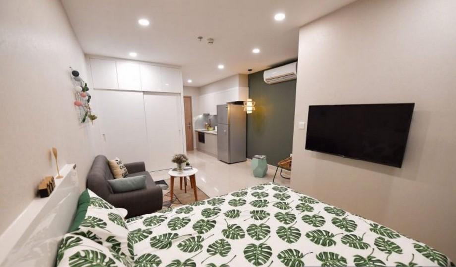 Không gian căn hộ mẫu Vincity Gia Lâm