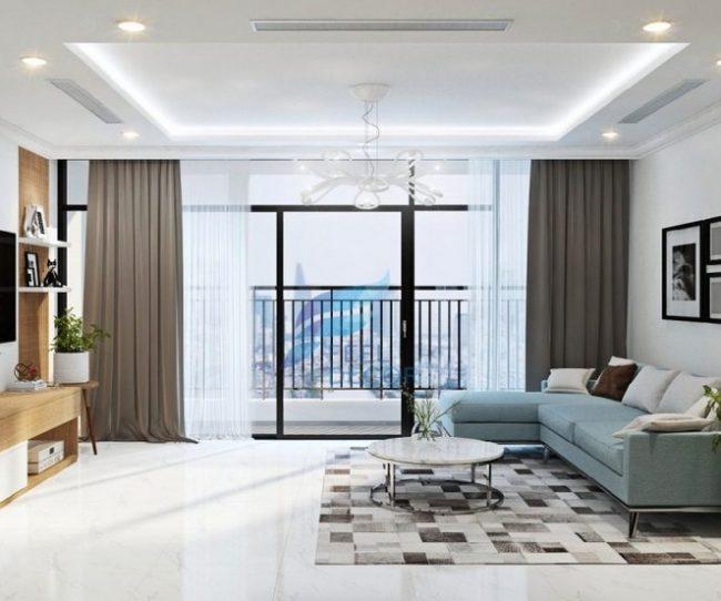 căn hộ chung cư 3 phòng ngủ nội thất Vinhomes Ocean Park Gia Lâm