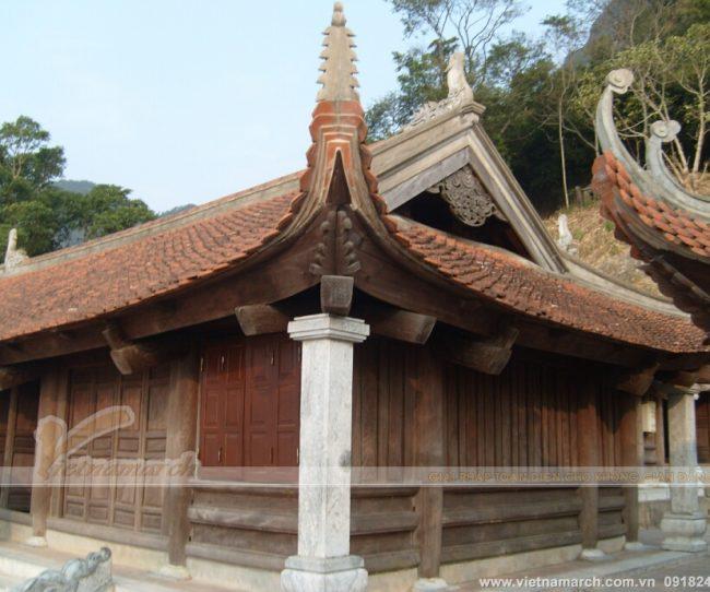 Nguyên tắc thiết kế chùa