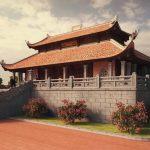 Phương án thiết kế nhà thờ họ Trương ở Ninh Bình