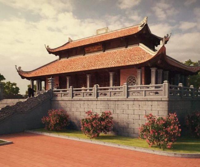 Nhà thờ họ Trương ở Ninh Bình