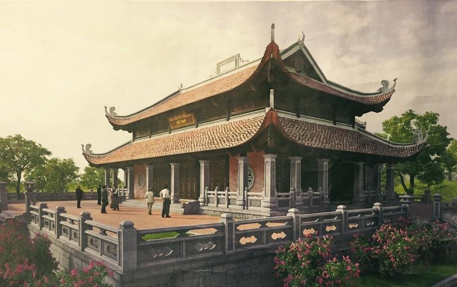 Nhà thờ họ Trương ở Ninh Bình là công trình cấp quốc gia
