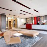 Thiết kế đẹp của văn phòng ảo Regus
