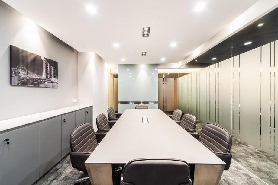 phòng họp của văn phòng ảo RegusDaehabusiness