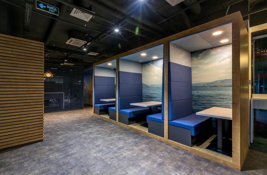 Tạo những căn phòng riêng nhỏ xinh trong không gian cowoking space