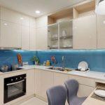Thiết kế nội thất căn 1 phòng ngủ chung cư Vinhomes Ocean Park Gia Lâm