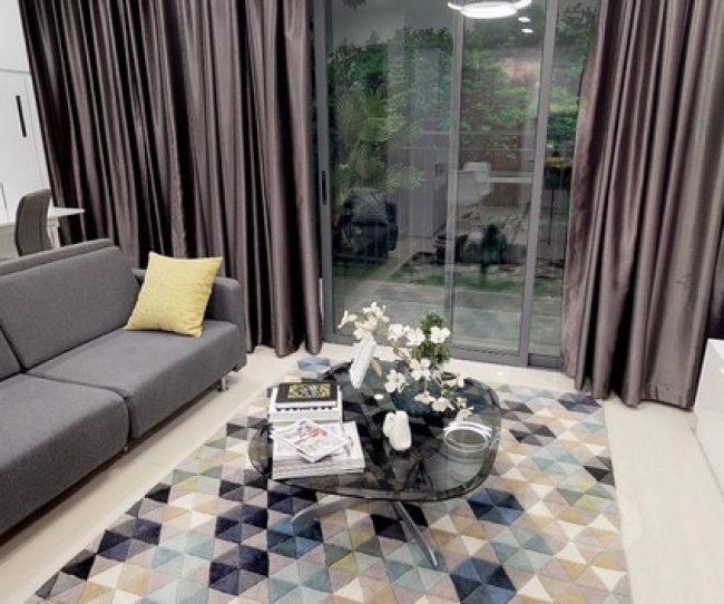 Thiết kế nội thất căn 2 phòng ngủ Vinhomes Ocean Gia Lâm