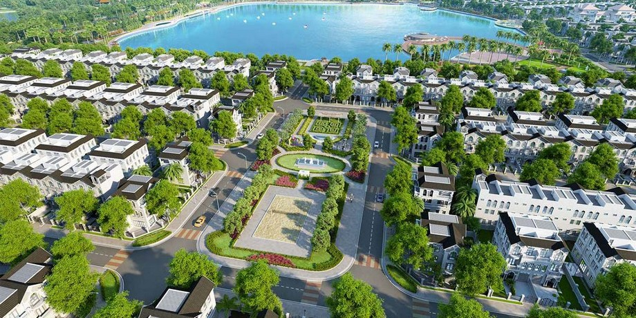 Loại hình nhà ở thiết lập xây dựng trong Vinhomes Ocean Park Gia Lâm