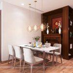 Thiết kế nội thất chung cư slylake Phạm Hùng