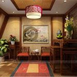 Phòng thờ nên sơn màu gì cho đẹp và chuẩn phong thủy