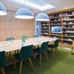 Cách làm mới phòng họp trong không gian làm việc chung hiệu quả tức thì!