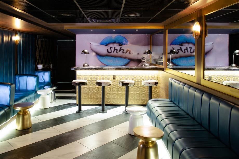 Mẫu thiết kế party room cho không gian làm việc chung cowoking space