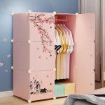 Chiêm ngưỡng những mẫu tủ quần áo lắp ghép đa năng tiện lợi cho gia đình bạn