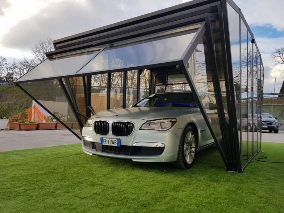 Khái niệm chung về bãi đỗ xe thông minh Gazebox