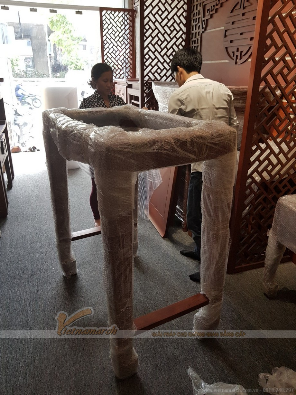 Vận chuyển bàn thờ đứng vào Biên Hòa cho nhà anh Công