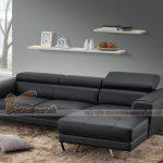 Đặc điểm chất liệu da nhập khẩu làm sofa và những mẫu sofa da Ý nhập khẩu đẹp