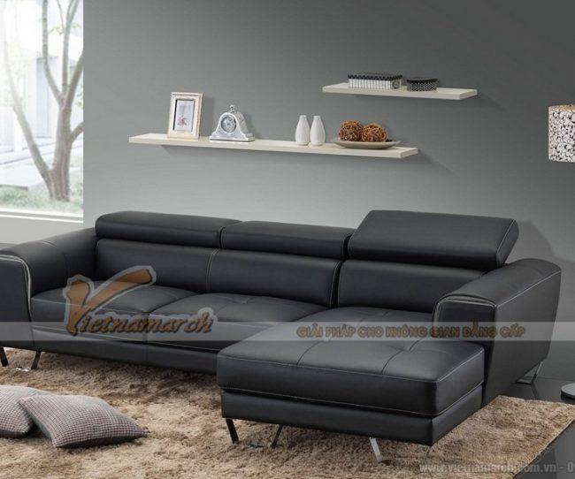 Đặc điểm chất liệu da nhập khẩu làm sofa