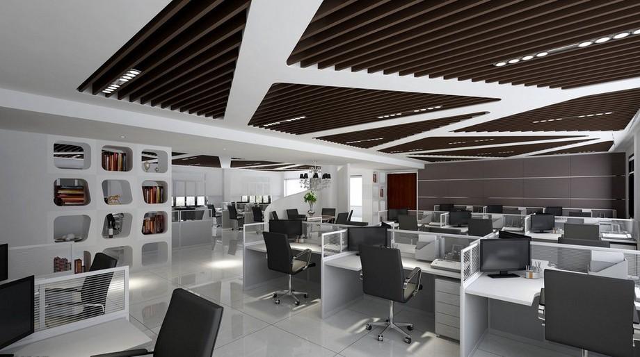 Công ty thiết kế nội thất văn phòng uy tín