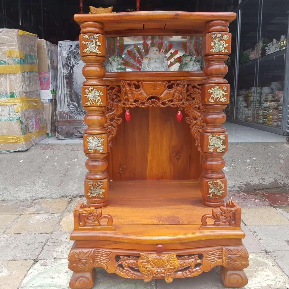 35+ mẫu bàn thờ thần tài đẹp và hiện đại 178665804
