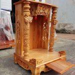 Số đo bàn thờ Thần Tài chuần thước lỗ ban, hợp phong thủy là bao nhiêu?