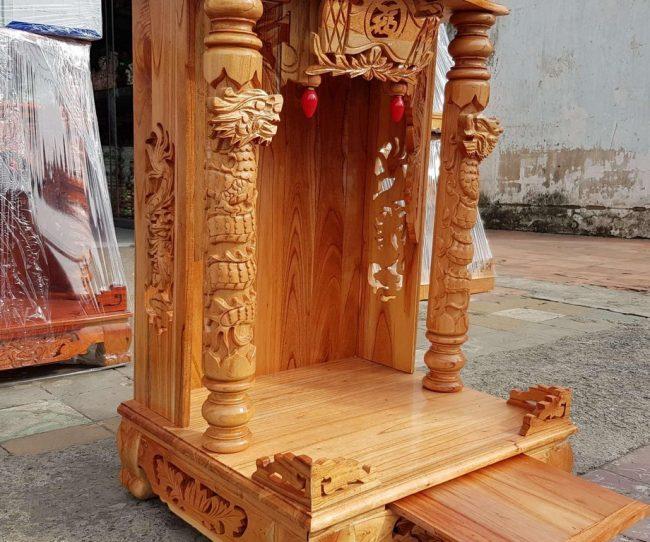 Số đo bàn thờ Thần Tài