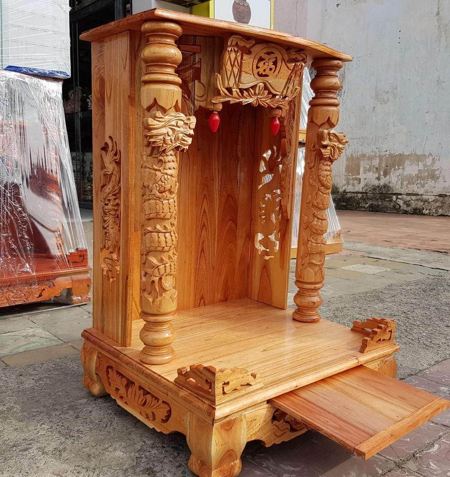 Số đo bàn thờ Thần Tài thuộc các cung tốt trên thước Lỗ Ban