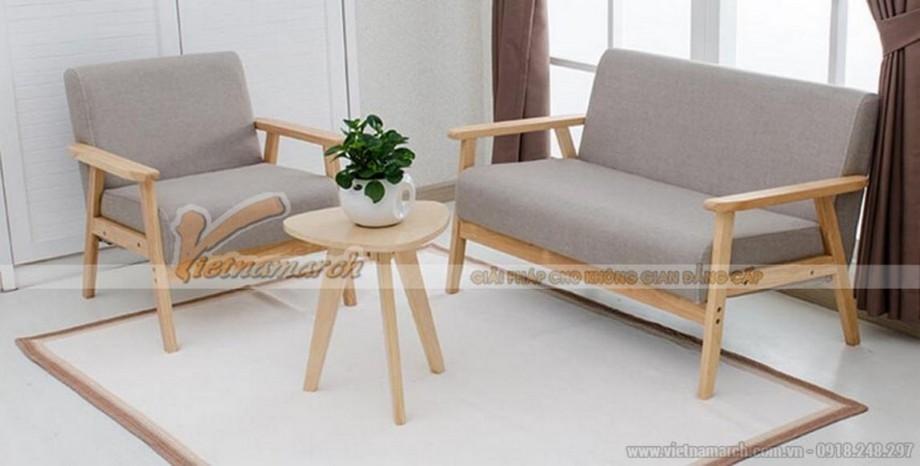 Sofa mini nhập khẩu được ưa chuộng