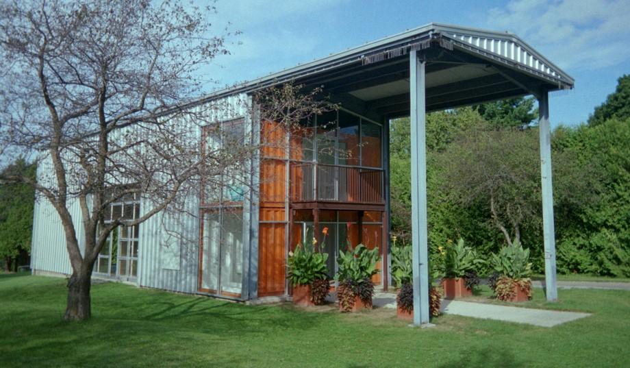 Thiết kế nhà container thân thiện với môi trường