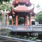 Nhà thờ họ Vũ xã Thanh Liệt,Thanh Trì Hà Nội được đầu tư công phu